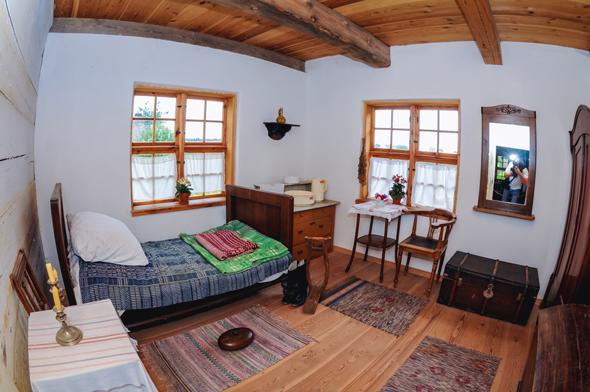 חדר טיפוסי באחד הבתים, צילום: שאטרסטוק