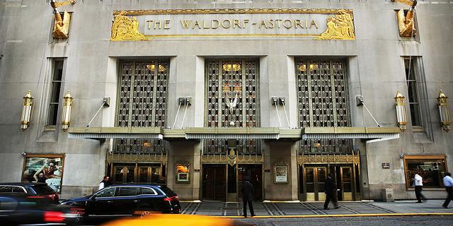 דירה לאלפיון: מלון וולדורף אסטוריה בניו יורק יסב חלק מחדריו לדירות יוקרה
