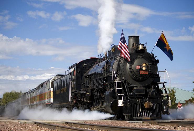 , צילום: Grand Canyon Railway