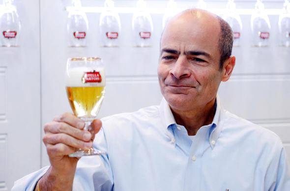 """מנכ""""ל מבשלת AB InBev קרלוס בריטו"""