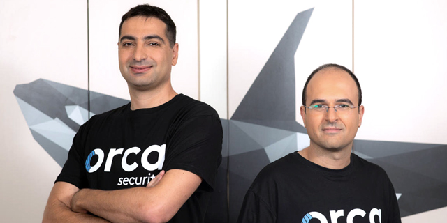 Orca Security co-founders Avi Shua and Gil Geron. Photo: Orca Security