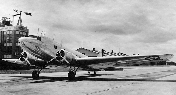 מטוס ה-DC2