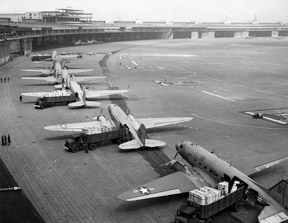 הרכבת האווירית של ברלין, 1948