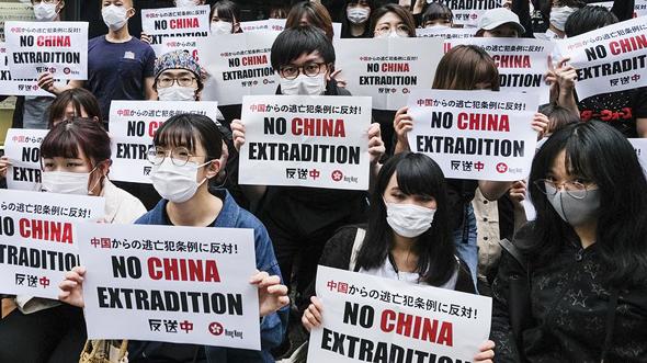ההפגנה בהונג קונג