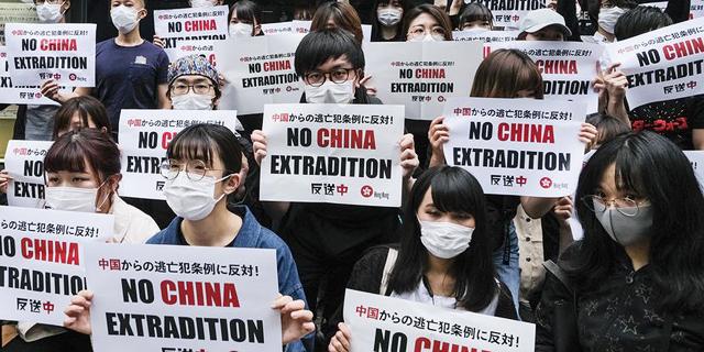אחרי הפגנות הענק: הונג קונג הקפיאה את חוק ההסגרה לסין