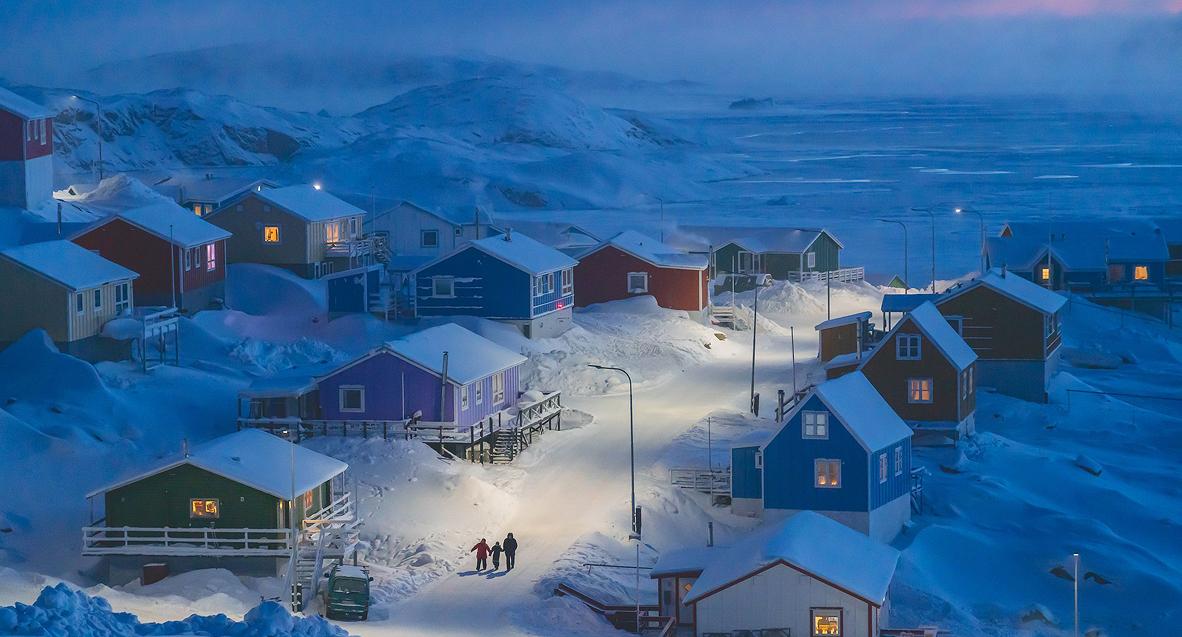 פוטו התמונות הזוכות בתחרות הצילום של נשיונל גאורפיק 2019 מקום ראשון, צילום: Chu Weimin/2019 National Geographic Travel Photo Contest