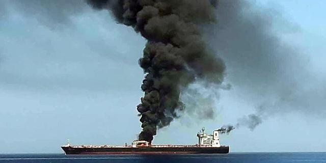 """""""אזור בסיכון"""": מחירי הביטוח על מכליות נפט במפרץ הפרסי מזנקים"""