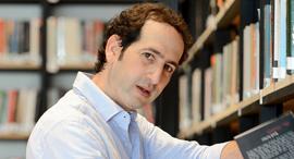 יגאל סלמה  מנכל סיפור חוזר אשדוד , צילום:  אבי רוקח