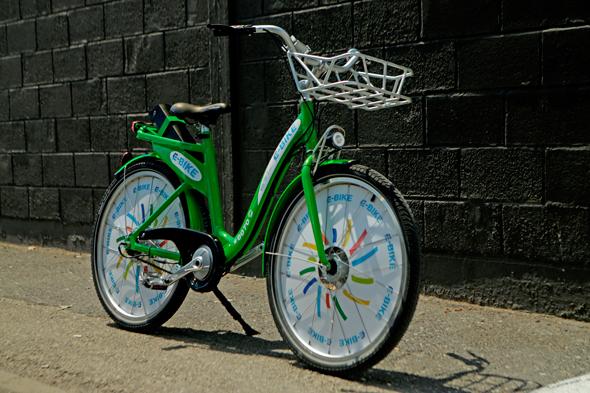"""עד שלוש שעות נסיעה רצופה או 50 ק""""מ. האופניים לאחר ההסבה לחשמל"""
