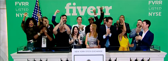 In wake of Covid-19 windfall, Fiverr to raise $700 million at $10 billion valuation