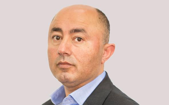 """יו""""ר דירקטוריון החברה הכלכלית, עו""""ד נידאל עוואדה. התפטר , צילום: תומריקו"""