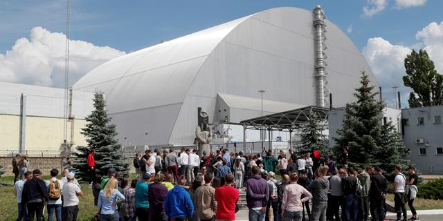 בזכות סדרת הטלוויזיה: צ'רנוביל הפכה לאתר תיירות לוהט