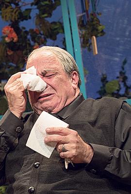 ההצגה אוי אלוהים, צילום: יעל אילן