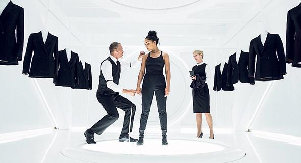 """""""גברים בשחור אינטרנשיונל"""", צילום: © Sony Pictures Releasing Switzerland"""