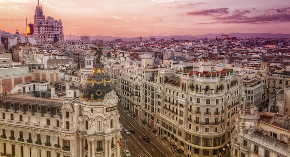 Madrid. Photo: Getty Images