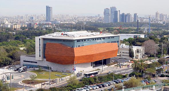 """מוזיאון הטבע ע""""ש שטיינהרדט באוניברסיטת תל אביב. אי פרסום הסכום בשלב בקשת הפטור פוגע בשקיפות"""