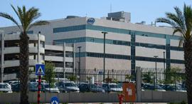 מפעל חברת אינטל ב קרית גת, צילום: הרצל יוסף