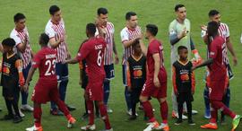 קטאר נגד פרגוואי בקופה אמריקה 2019, צילום: רויטרס