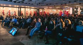 Conference at Labs Israel. Photo: Tomer Poltin