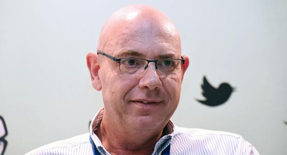 """ד""""ר אלדד ברקוביץ, מנהל בית חולים יוספטל באילת, צילום: יאיר שגיא"""