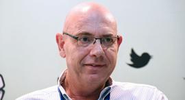 """ד""""ר אלדד ברקוביץ מנהל בית חולים יוספטל באילת, צילום: יאיר שגיא"""