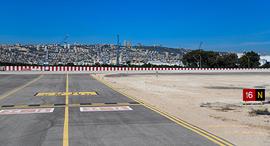 שדה התעופה בחיפה, צילום: ניר בלזיצקי, דוברות עיריית חיפה