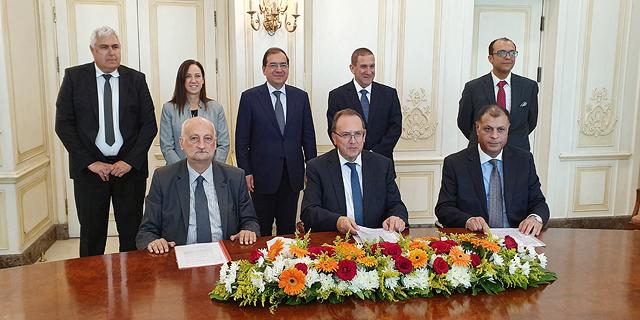 הפשרה המצרית עם ישראל היא רמז למשקיעים זרים
