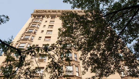 """בניין הדירות בברוקלין, ניו יורק, צילום: יח""""צ"""