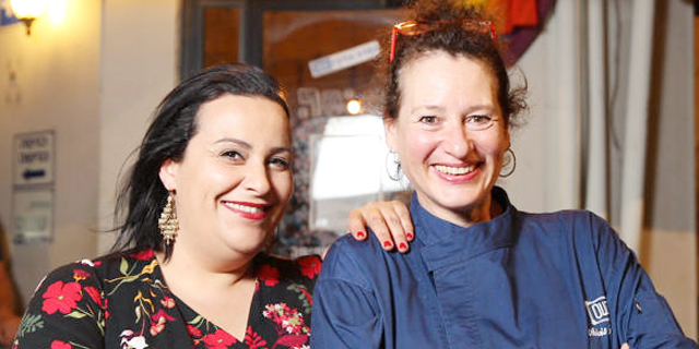 """מבשלות ביחד: """"כשנשים יחד במטבח אין אגו"""""""