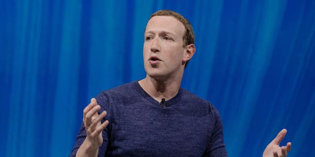 """צוקרברג לעובדי פייסבוק: """"בואו ננסה לא לעצבן יותר את אליזבת וורן"""""""