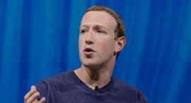 """מארק צוקרברג מייסד ומנכ""""ל פייסבוק, צילום: בלומברג"""