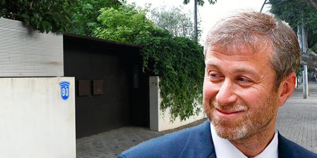 רומן אברמוביץ' בית הרצליה פיתוח , צילום: יאיר שגיא, אתר קבוצת שלנו