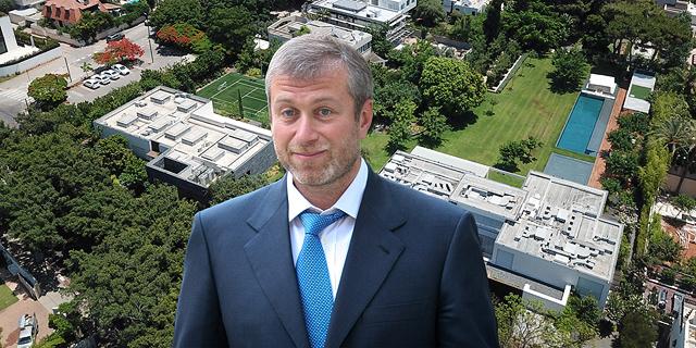 ה מיליארדר רומן אברמוביץ' רחוב הנשיא 93-95 הרצליה פיתוח, צילום: יאיר שגיא