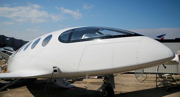 המטוס של אוויאיישן מתוכנן להיות מושק ב-2022