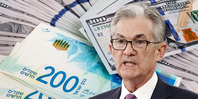 """בדרך להורדת ריבית בארה""""ב: הדולר יורד ל-3.57 שקלים"""