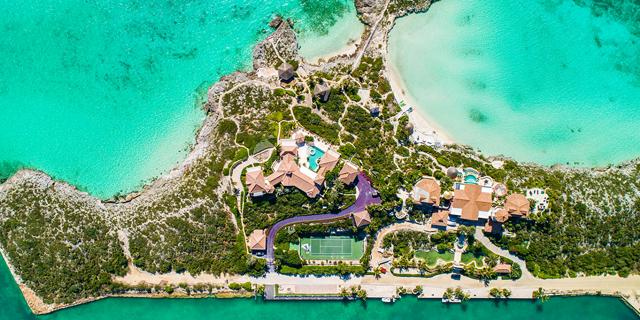האחוזה של פרינס באיים הקריביים נמכרה תמורת 10.8 מיליון דולר