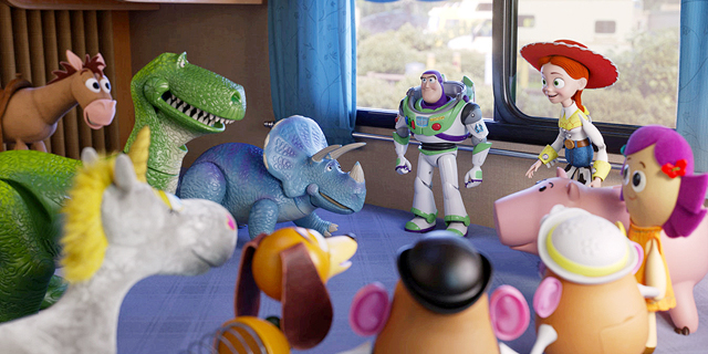 """""""צעצוע של סיפור 4"""": צעצועים הם לנצח"""