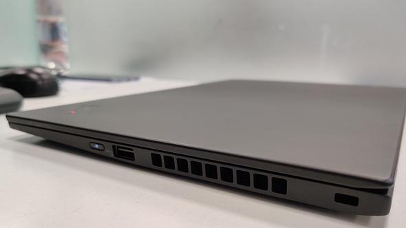 ThinkPad X1 Carbon 2019 לפטופ לנובו 3, צילום: ניצן סדן