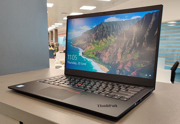 נעים להכיר: ThinkPad X1 Carbon G7