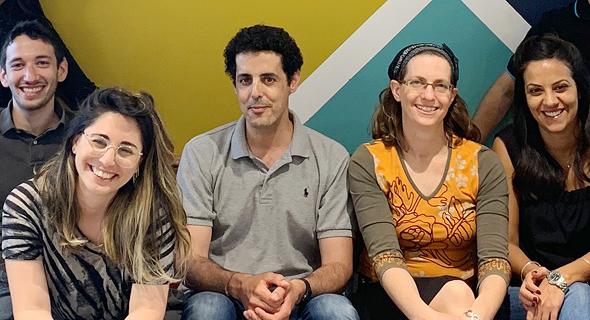 רז בכר מיקרוסופט ישראל במרכז  התמונה, צילום: מיקרוסופט