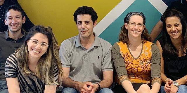 רז בכר (במרכז), צילום: מיקרוסופט