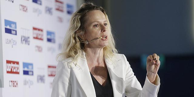 מריה פנאנן, ממייסדי פרנקפורט אקסלרטור, צילום: עמית שעל