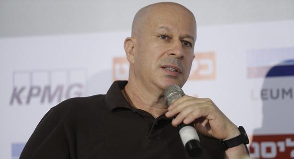 Payoneer founder Yuval Tal. Photo: Amit Sha'al