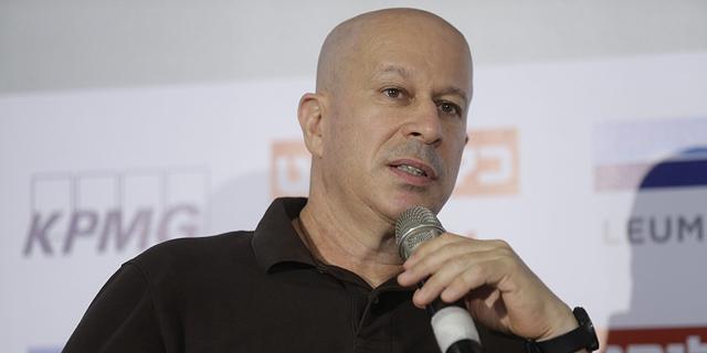 Payoneer founder Yuval Tal. Photo: Amit Sha