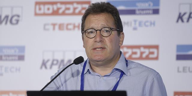 """פיליפ סרף מנכ""""ל השקעות בנקאיות טכנולוגיות בחטיבת המזרח התיכון, קרדיט סוויס , צילום: עמית שעל"""