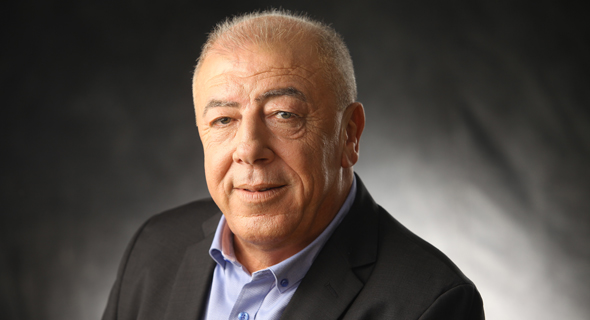 דוד אבן צור ראש עיריית קרית ים