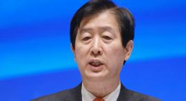 נשיא סמסונג העולמית, צ'וי גי סונג, צילום: בלומברג