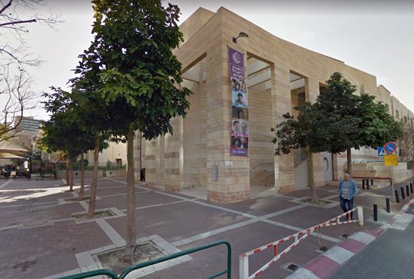 בית ספר לאמנויות בתל אביב