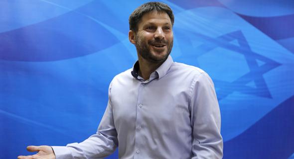 שר התחבורה בצלאל סמוטריץ