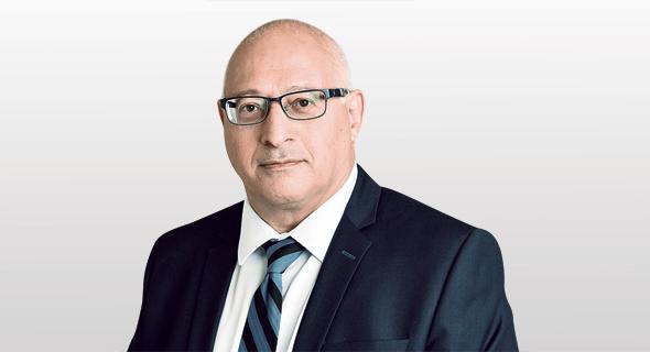 """יוסי לוי מנכ""""ל מור בית השקעות, צילום: בועז צרפתי"""